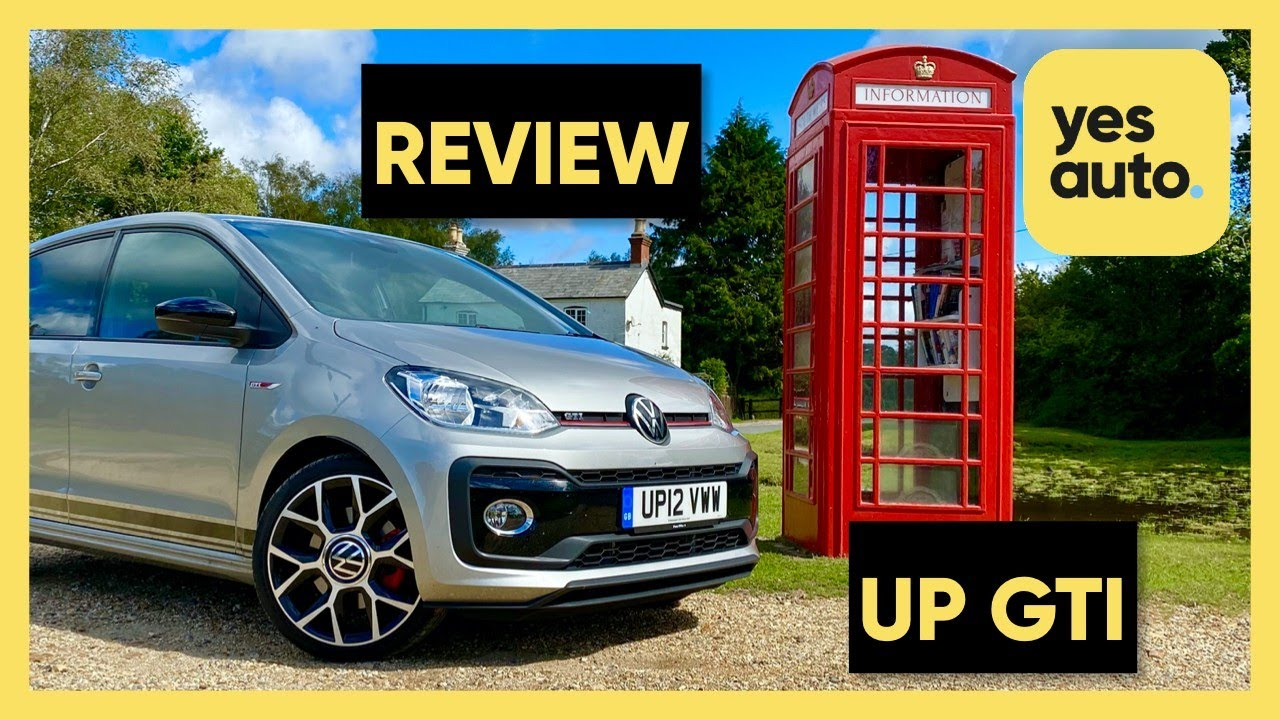 2020 Volkswagen Up GTI review: more fun than a supercar? - YesAuto