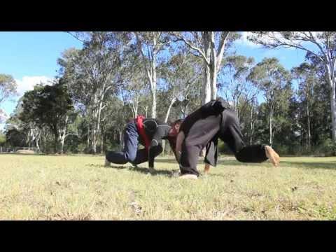 Aboriginal martial arts in Australia - Coreeda