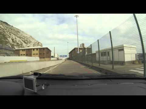 Driving to Dover and take ferry to Calais