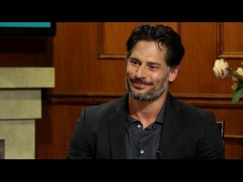 I Knew I Had A Very Small Window of Opportunity  | Joe Manganiello | Larry King Now - Ora TV