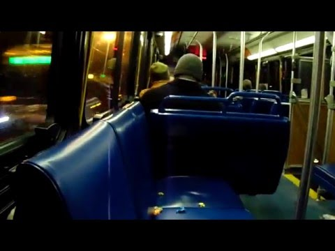 WMATA Metrobus - Ride Aboard 2000 Orion 05,501 V Diesel #2113 on Route 54 To 14th & Colorado