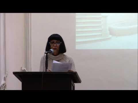 Homenaje a León Felipe. AUSCHWITZ, recitado por Nelia Someillán.18 de septiembre de 2018