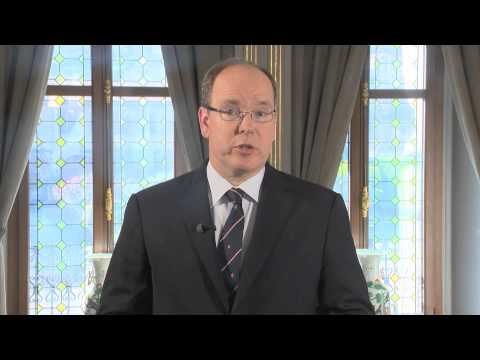 My Red Cross Story: SAS Prince Albert II of Monaco