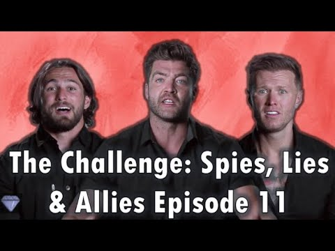 Download The Challenge Spies, Lies & Allies Episode 11 RECAP