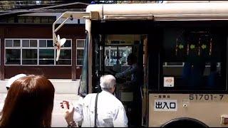 五能線十二湖巴士全程展望2018