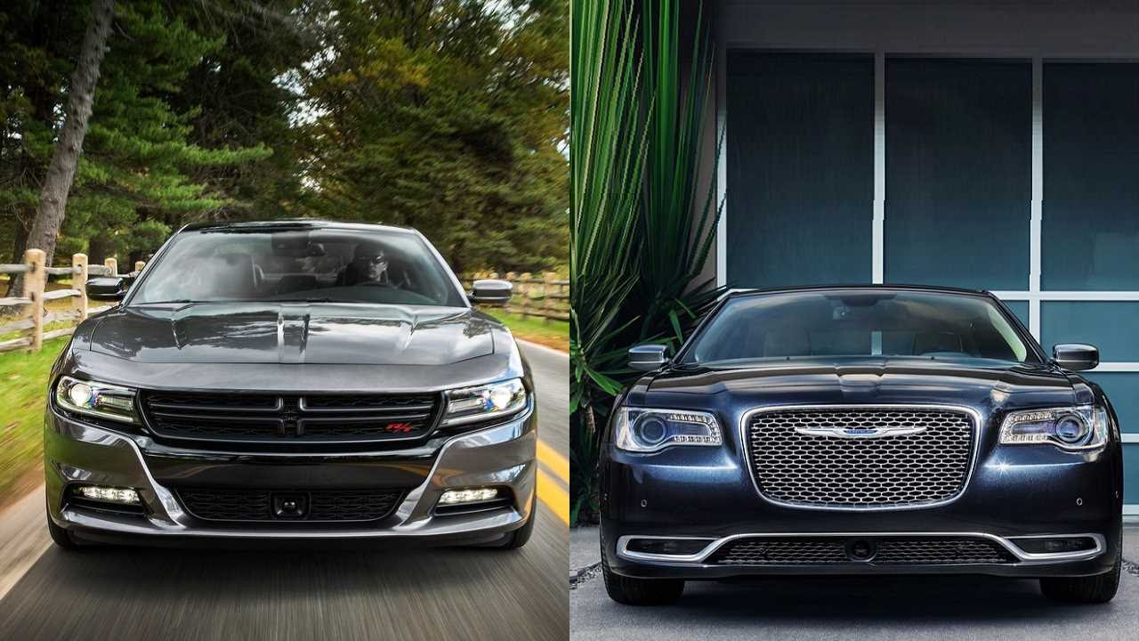 2016 Dodge Charger Vs Chrysler 300