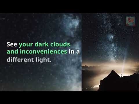 Dark Clouds, Inconvenience and Silver Linings, Slide Show Presentation Slide Show Episode 341