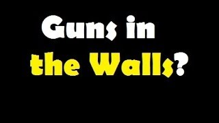 Guns In The Walls?