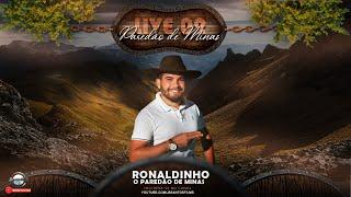 Ronaldinho o Paredão de Minas - Live Solidária 02