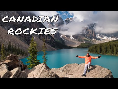 Les Rocheuses Canadiennes (Canadian Rockies, Eng Subs, 4K)