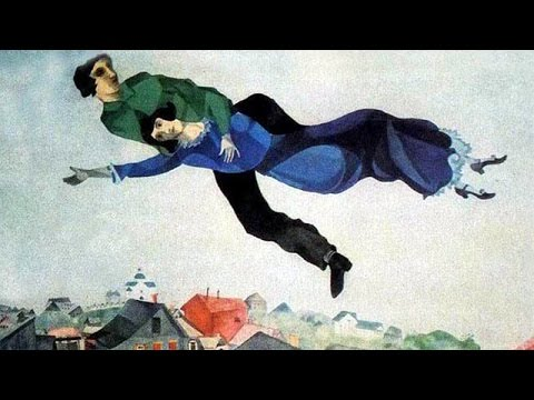 Marc Chagall - Pour l'amour de Bella