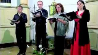 Quartet vocal VOX BAETULO - Marxa nupcial Lohengrin (R. Wagner)