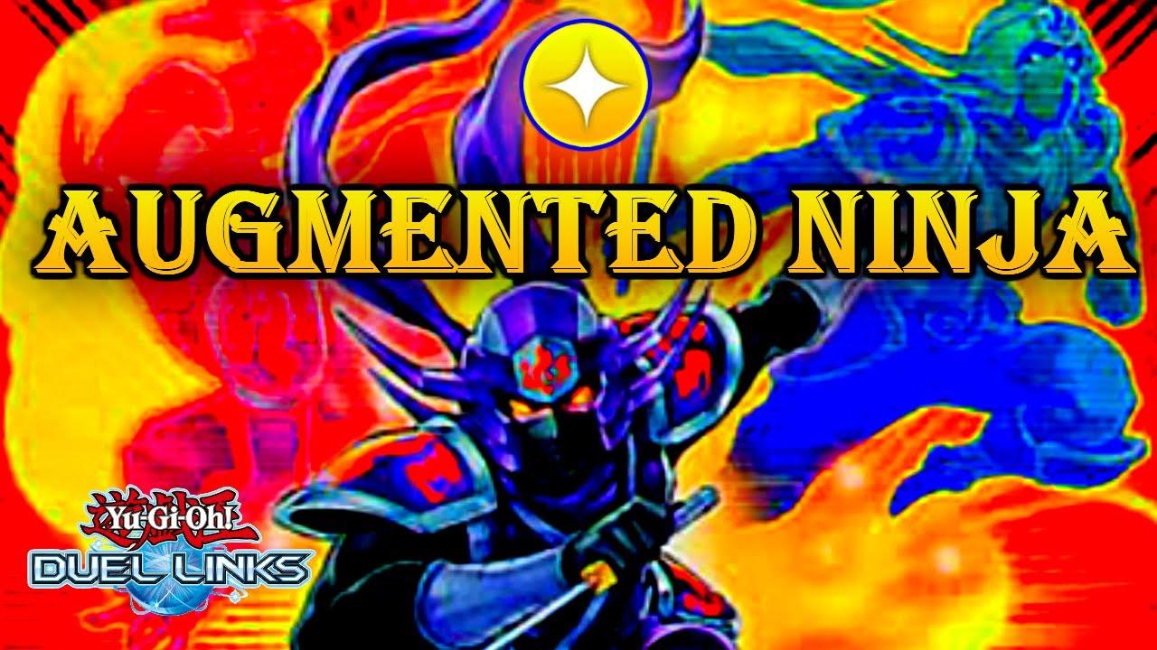 Ninjitsu Art of Augmentation [F2P Yu-Gi-Oh! Duel Links]