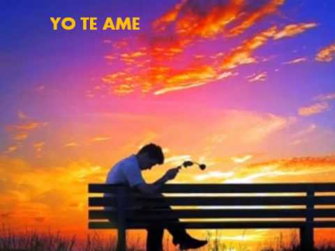 ARNOLD SORIA - YO TE AME