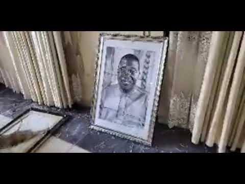 SUNDAY IGBOHO'S HOUSE ATTACK: VEHICLES DESTROYED, HOUSE DAMAGED DURING ATTACK ON IGBOHO'S HOUSE