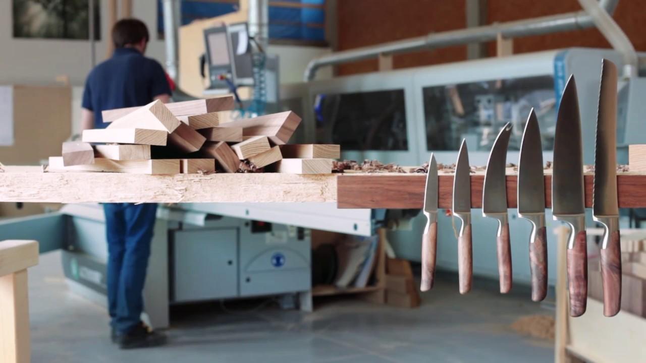 Messerleiste von klotzaufklotz