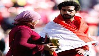 رد فعل صادم جدا من محمد صلاح بسبب زوجته 😡😡😡