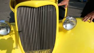 "1934 Ford Coupe   ""SOLD""  Drager"