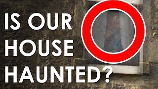 Ghost Caught On Camera: Is My House Haunted?