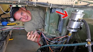 We might have a problem with the Brakes... - Electric Hummer Conversion!