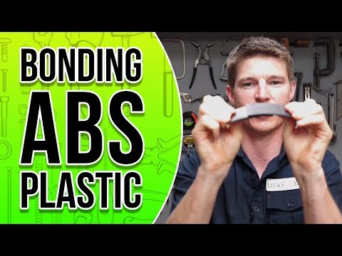How to Bond ABS Plastic Together | How to Repair ABS Plastic Easy | Automotive Repair Techniques