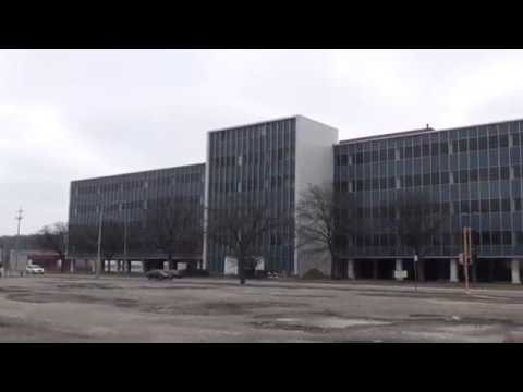 The Final Days of the Former Motorola Headquarters and Assembly Plant in Franklin Park, IL