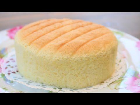 How To Make Super Soft Sponge Cake Butter Sponge Cake Recipe 像