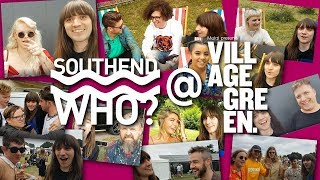 Southend Who @ Village Green Festival 2019