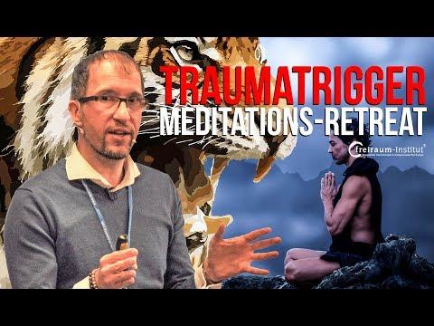 Trauma-Trigger | Meditation: Retreat, Sesshin, Seminar, Kurs, Schweigen & dorsale Starre
