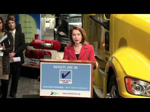Diesel Technology Forum Press Conference Part 1