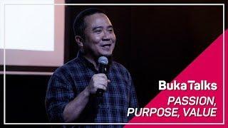 Rene Suhardono - Finding Passion | BukaTalks MP3