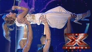 ישראל X Factor - פרק 17 המלא :: נלחמים בזירת ה-LIVE!