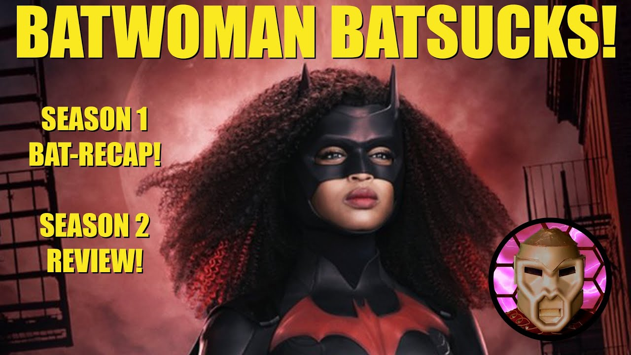 Batwoman Season 2 Premiere STINKS   Loses 80% Of Its Viewers!