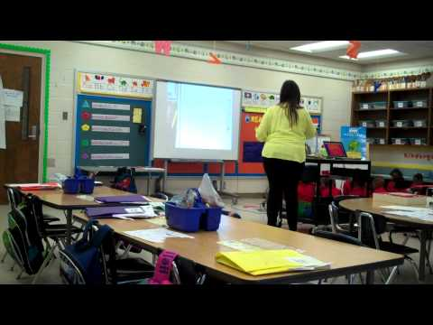 Kindergarten Subtraction Lesson for Teacher of the Year
