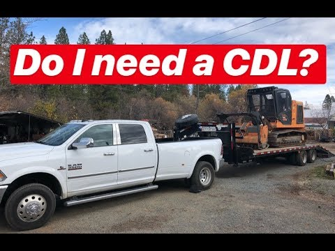 CLASS A C.D.L WHY YOU NEED A CDL AND HOW TO GET YOUR CDL