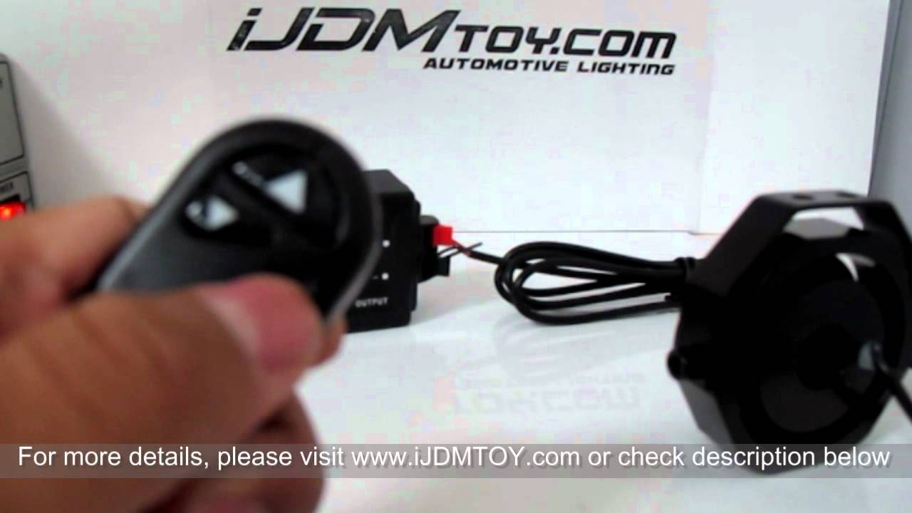12v 24v Dimmable Wireless Remote Control For Led Lights Youtube Non Lighting Controller