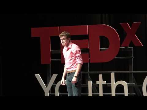 I Too Have A Dream | Spencer Rogers | TEDxYouth@Louisburg