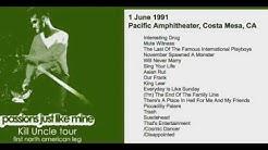MORRISSEY - June 1, 1991 - Costa Mesa, CA, USA (Full Concert) LIVE