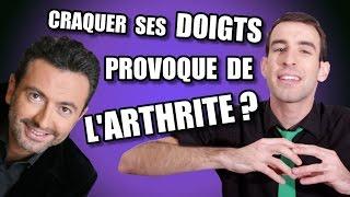 IDÉE REÇUE #19 : Craquer ses doigts provoque de l'arthrite ? (feat. Gérald Dahan) thumbnail