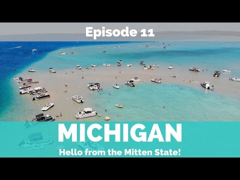 THINGS TO DO IN MICHIGAN!!!  || Episode 11 ||  Our Tour of Michigan: ROUND 1