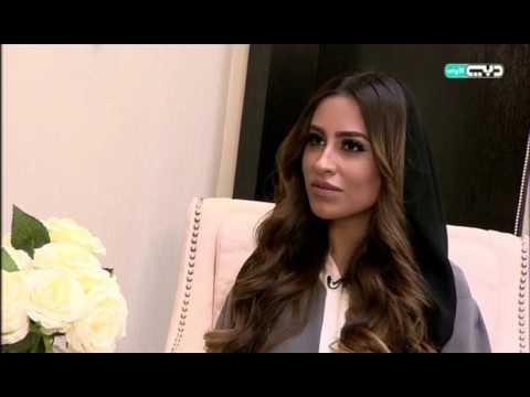 انشاصي سمايل سي بيللا مع برنامج مزيون على tv دبي