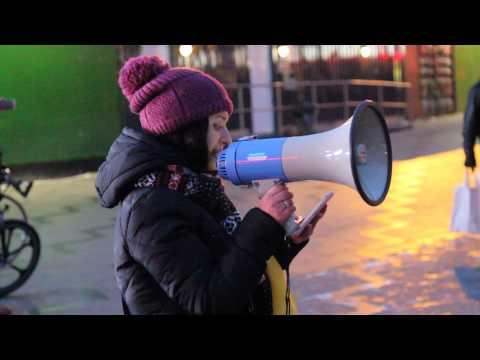 #Euromaidan in Copenhagen. Talk 1.