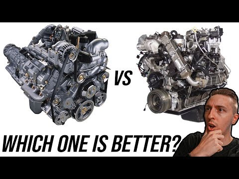 6.0L vs 6.4L Powerstroke: Which One is Better?