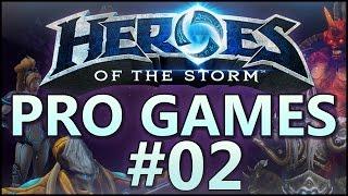 HotS Pro Games Ep 02 Well Met vs Kick Inc