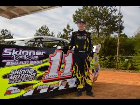 """Cruz Skinner 03-28-2015 at Whynot Motorsports Park Crate """"Hot Laps"""" (Left Shoulder GoPro Cam)"""