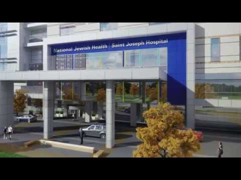 CEOs Discuss National Jewish Health and Saint Joseph Hospital Partnership