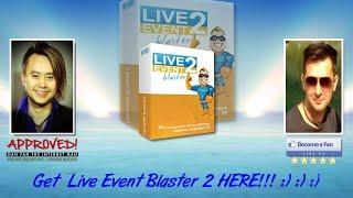 Live Event Blaster 2 - Han Fan