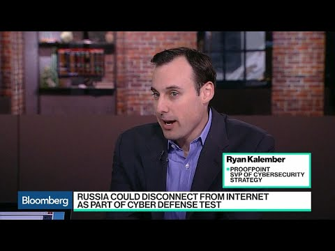 Why Russia Aims to Create a 'Sovereign Internet'