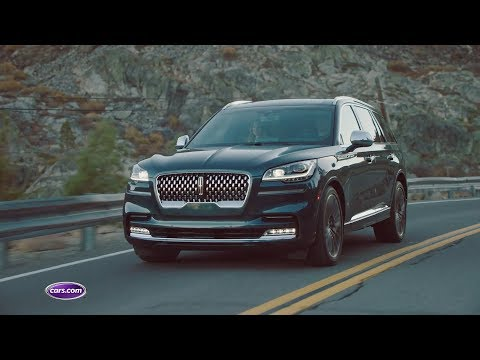 2020 Lincoln Aviator: First Look — Cars.com