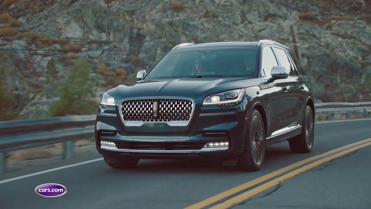2020 Lincoln Aviator First Look Cars Com Youtube